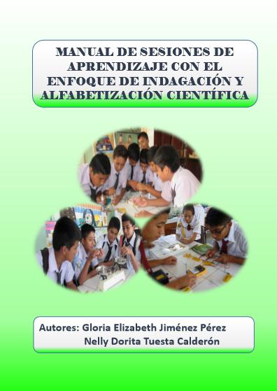 Manual de sesiones de aprendizaje